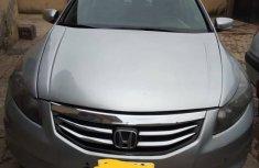 Sell used 2011 Honda Accord at price ₦1,700,000