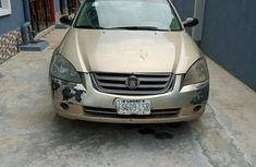 Nissan Altima 2002 Gold for sale