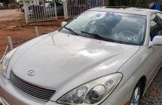 Neatly used grey/silver 2006 Lexus ES automatic in Enugu