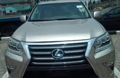 Sell well kept gold 2016 Lexus GX automatic