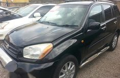 2002 Toyota RAV4 suv / crossover automatic for sale at price ₦1,000,000 in Abuja