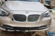 Need to sell gold 2014 BMW 550i at price ₦13,000,000 in Lagos