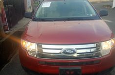 Well maintained 2007 Ford Edge suv / crossover for sale at price ₦2,800,000