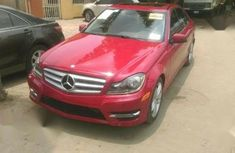 Need to sell high quality 2013 Mercedes-Benz C250 sedan automatic in Lagos