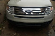 Sell used white 2007 Ford Edge suv automatic in Lagos