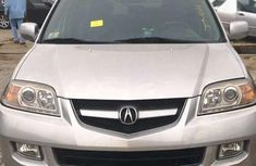 Best priced grey 2006 Acura MDX automatic at mileage 66,000