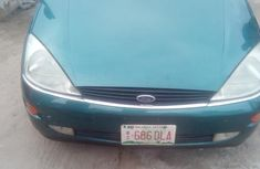 Need to sell used 2002 Ford Focus sedan manual at cheap price