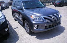 Sell high quality 2012 Lexus LX suv  automatic in Lagos