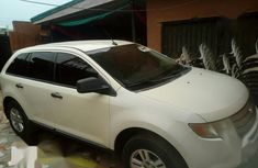 White 2008 Ford Edge suv / crossover for sale at price ₦2,800,000 in Lagos