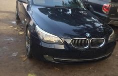 Selling 2010 BMW 528i sedan automatic in good condition