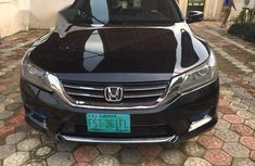 Selling 2014 Honda Accord automatic at mileage 87,000 in Lagos
