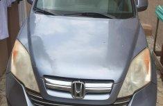 Honda CR-V 2008 Blue for sale