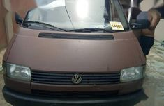 Used 1992 Volkswagen Transporter van / minibus manual for sale in Lagos