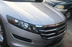 Sell cheap grey 2012 Honda Accord CrossTour sedan automatic in Lagos