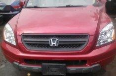 Sell used 2004 Honda Pilot at price ₦1,550,000