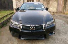 Lexus GS 2014 Black for sale