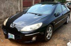 Peugeot 407 2004 Black for sle