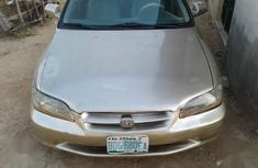 Well maintained 2001 Honda Accord for sale in Ilorin