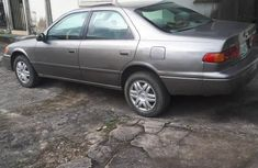Toyota Camry 2001 Silver