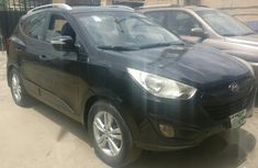 Well maintained black 2013 Hyundai ix35 for sale at price ₦1,650,000 in Lagos