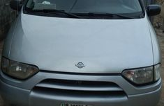 Nissan Quest 2002 3.5 Silver for sale