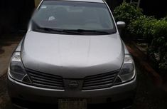 Need to sell high quality grey/silver 2007 Nissan Tiida automatic at mileage 83,906
