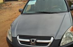 Honda CR-V 2003 Gray for sale