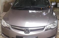 Selling 2006 Honda Civic manual in good condition at price ₦850,000