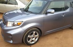 Sell used grey 2012 Toyota Scion hatchback automatic in Lagos