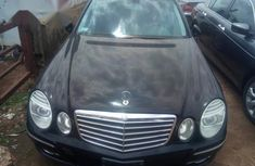 Sell used 2008 Mercedes-Benz E350 at price ₦3,500,000