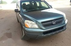 Used grey/silver 2005 Honda Pilot wagon / estate at mileage 4,000 for sale
