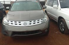 Certified beige 2004 Nissan Murano automatic in good condition