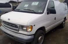 Well maintained 2002 Ford E-250 at mileage 201,000 for sale in Lagos
