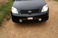 Sell authentic used 2005 Toyota Matrix in Jos
