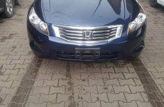 Selling blue 2010 Honda Accord sedan automatic at price ₦2,200,000