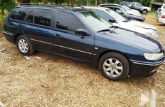 Selling 2002 Peugeot 406 manual in good condition at price ₦1,000,000