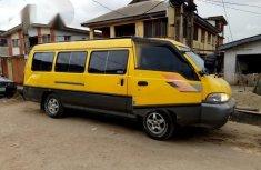 Sell used 2004 Hyundai H1 van manual in Lagos
