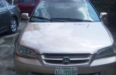 Sparkling cheap used 2002 Honda Accord automatic at mileage 100,000