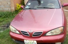 Nissan Primera Wagon 2000 Red for sale
