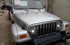 Need to sell high quality 2005 Jeep Wrangler pickup / truck at mileage 111,720