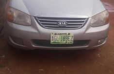 Sell grey/silver 2009 Kia Cerato sedan manual at price ₦850,000