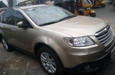 Subaru Tribeca 2008 3.0 R Premium Gold for sale