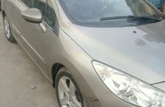 Selling 2008 Peugeot 408 automatic at mileage 95,000