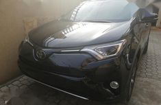 New Toyota RAV4 2018 Black for sale