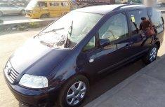 Volkswagen Sharan 2.0 2004 Blue for sale