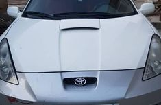 Toyota Celica 2006 White for sale