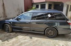 Subaru Legacy 2003 Automatic Green for sale