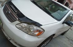Nigerian Used Toyota Corolla 2006