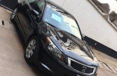 Honda Accord 2010 Sedan EX-L Black for sale