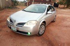 Nissan Primera 2005 Break Automatic Silver for sale